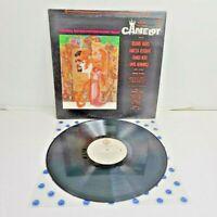 Camelot Original Motion Picture Soundtrack LP Vinyl Warner Bros. BSK 3102
