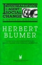 Industrialization as an Agent of Social Change: A Critical Analysis-ExLibrary