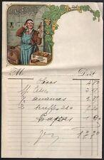Cognac Bisquit Dubouché & Cie. Vers 1920