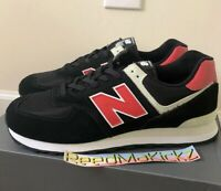 New Balance 574 Classics Black Pomelo Mens ML574SMP