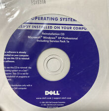 DELL Windows XP Professional Edition Reinstallation CD Service Pack 1A R2352