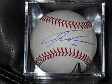 Josh Hamilton Autographed MLB Baseball