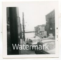 1960s  Square snapshot Photo Louisville KY flood of 1964 #2