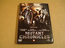 DVD / MUTANT CHRONICLES ( THOMAS JANE, JOHN MALKOVICH... )