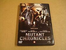 DVD / MUTANT CHRONICLES ( THOMAS JANE, JOHN MALKOVICH... )