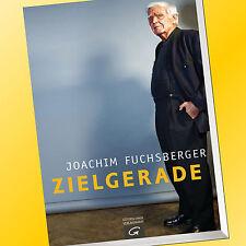 ZIELGERADE | JOACHIM FUCHSBERGER | Gebundene Ausgabe (Buch)