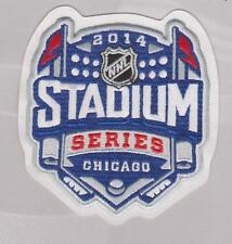 2014 NHL STADIUM SERIES PATCH CHICAGO BLACKHAWKS VS.PITTSBURGH PENGUINS