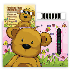 Teddy BearThermometer & Fever thermometer twin pack - P - SAVE 20%+