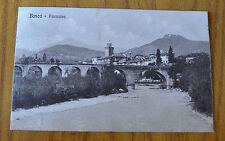 CARTOLINA CUNEO BUSCA PANORAMA RARA VIAGGIATA NEL 1915 SUBALPINA ZZ