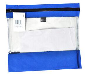 Craft Caddy Bag 13 Inch By 12 Inch Royal Blue