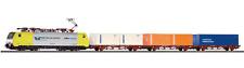Piko 97916 Start-Set Containerzug BR 189 und 3 Containerwagen FS Neuware