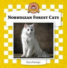 Norwegian Forest Cats (Cats Set Iv)