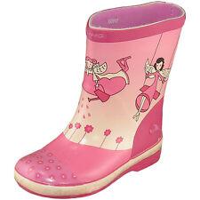 Viking Angel Mini Mädchen Gummistiefel pink