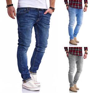 Jack & Jones Herren Jeans GLENN ARIS Slim Fit Stretch Denim Herrenhose Hose %