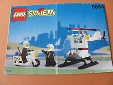LEGO 6664 @@ NOTICE / INSTRUCTIONS BOOKLET / BAUANLEITUNG 1