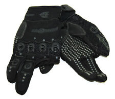 Gi Sportz Black Milsim Tactical Paintball Gloves Small Sm S Two Finger Mil-Sim