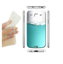 CUSTODIA COVER CASE GEL ACQUA BUBBLE CELLUL SAMSUNG GALAXY GRAND NEO PLUS i9060i