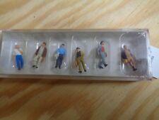 1:100 Preiser 74012 pendler. figurines. emballage d'origine