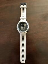 Garmin Instinct Rugged Gps Smart Watch Abc Altimeter Hiking — Color Tundra