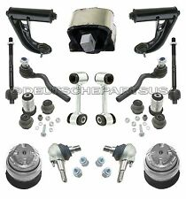 MERCEDES W210 E300 Front Control Arms Ball Joints Tie Rods Mounts SUSPENSION Kit