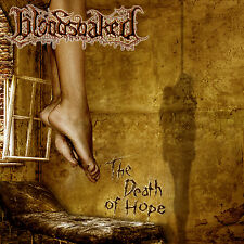 """BLOODSOAKED """"The Death of Hope"""" death metal CD"""