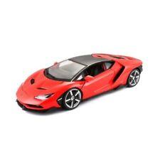 Véhicules miniatures rouge Maisto pour Lamborghini