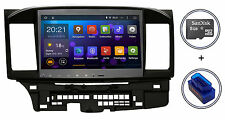 "10.2"" Car Video +OBD For Mitsubishi Lancer GPS Android 5.1 Lollipop Stereo Radio"