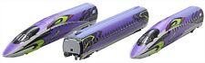 Rokuhan Z gauge T013-4 Shinkansen Evangelion project 500TYPE EVA 3 Basic Set NEW