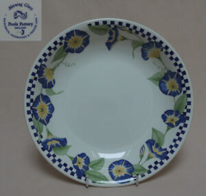"""Poole """"Morning Glory"""" CEREAL BOWL"""