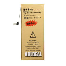 NEW High Capacity 3800mAh Replacement Gold Battery for Apple iPhone 6 Plus