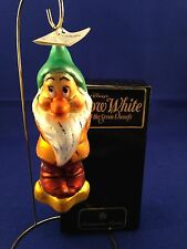 Radko Disney Snow White Bashful MIB VHTF