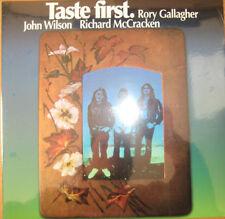 taste - first   -re-issue-  LP