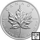 2014'ANA Privy-Mark Silver Maple Leaf Bullion' $5 Silver .9999 Fine 1oz(14013)NT