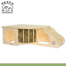 Resch 11 Nagerhöhle XL Handgemacht Kaninchen Meerschweinchen Ratte Degu Haus