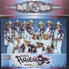 Banda Pequenos Musical Super 100 Exitos 5CD new Sealed CAJA DE CARTON