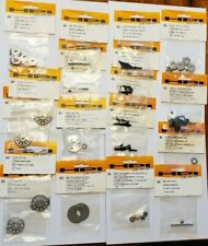 Hpi Racing Savage Parts Lot 18 packages all New. No Reserve.