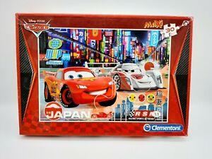 30 Pieces Puzzle - Disney Pixar Cars - Maxi Japan Clementoni