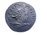 Rome Antique Empereur Postume Antoninien Frappé Main 💥Réamorçage💥