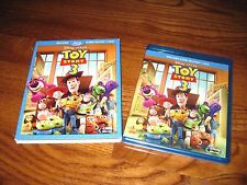 Toy Story 3: Disney (Blu-ray/DVD,2011,2-Disc Set) NEW *Rare OOP* + I Ship Faster
