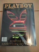Playboy Magazine January 1994 14th Anniversary Issue Collector's Edition