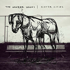 The Wonder Years : Sister Cities CD (2018) ***NEW***