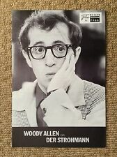 THE FRONT Vintage Movie Film Program WOODY ALLEN ZERO MOSTEL HERSCHEL BERNARDI