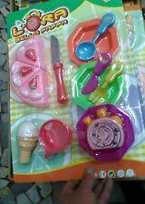Set pappa bambole e bimbe kit gioco di qualità giocattolo toy