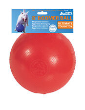 "Boomer Ball Dog Pursuit Toy 6"" Medium Indestructible Chase Float Durable Tough"