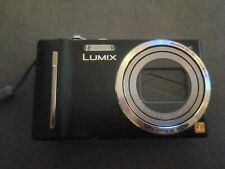Panasonic LUMIX DMC-TZ8 12.1MP Digital Camera - Black