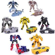 Unbranded Robot Action Figures