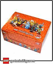 LEGO® SERIES 15 -71011 Sealed BOX/ CASE of 60 minifigures NEW carton 3 sets