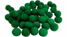 "Magic Trick | 1"" Super Soft Sponge Ball (Green) Bag of 50 from Magic By Gosh"