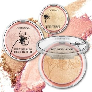 Catrice More Than Glow Highlighter Ultra-Soft Intensive Metallic-Shiny Shimmer