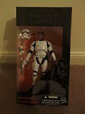 Star Wars TFA Black Series 6-Inch Wave 5 - Finn FN-2187 Action Figure